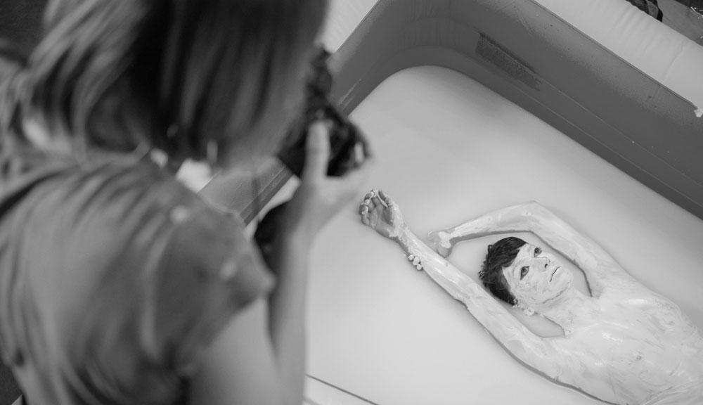 Alexa Meade – body painter